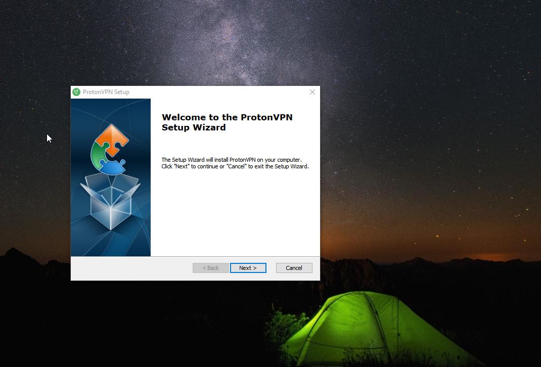 ProtonVPN Install