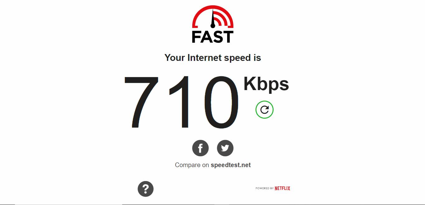 ProtonVPN Speed Test VPN On Non-US Server