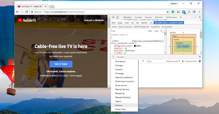 How to Watch YouTube TV Outside the United States - TechNadu com