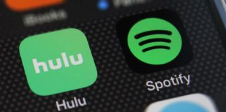 Subscribe to Spotify and Hulu for just $12.99 per month