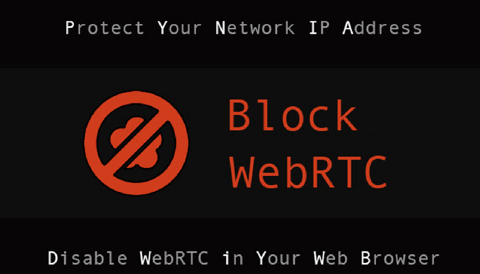 VPN leaks IP because of WebRTC