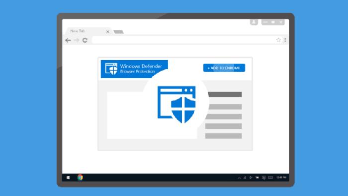 Windows-Defender-Browser-Protection