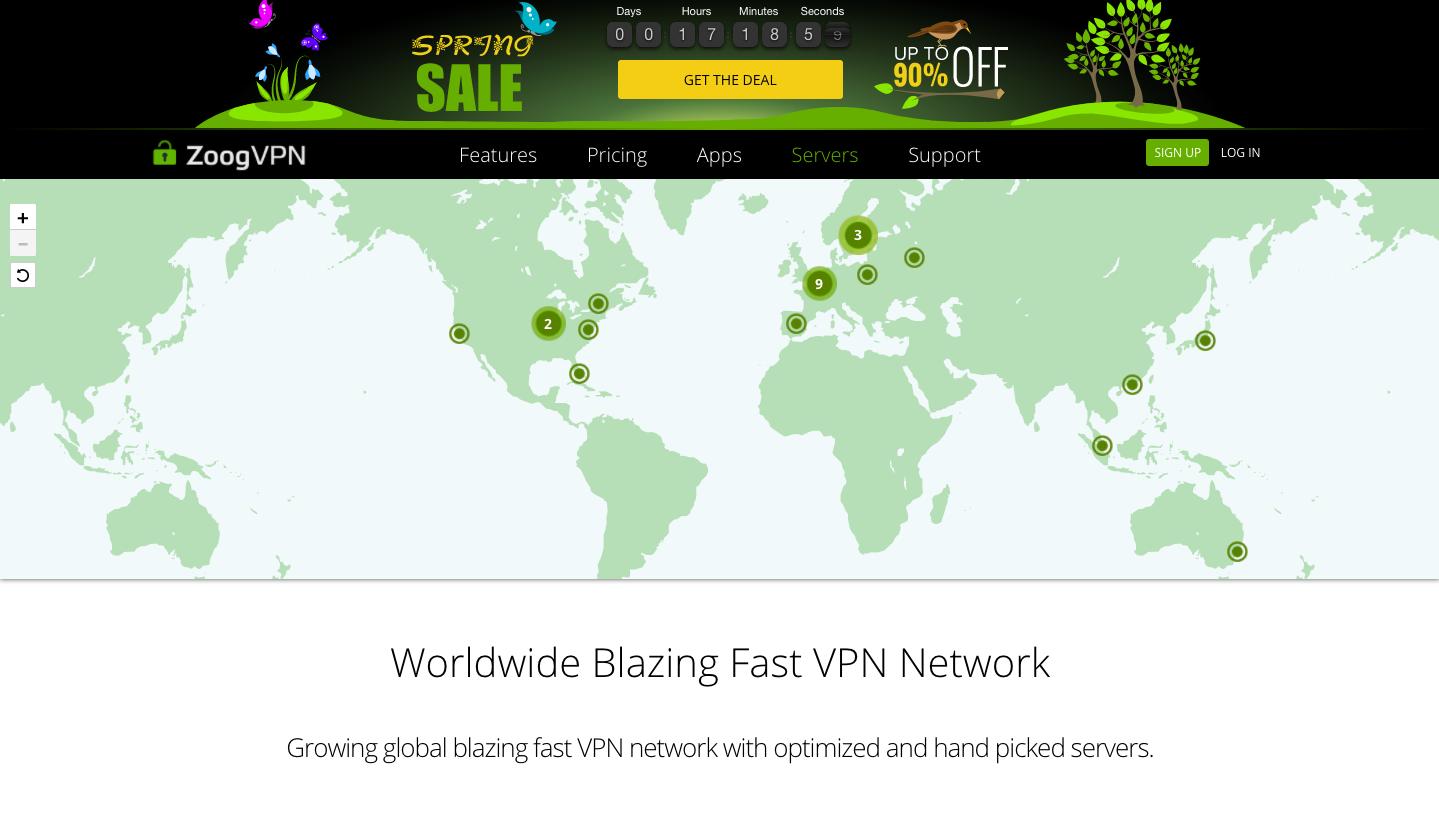 ZoogVPN Review 2018: The Beginner's VPN - TechNadu