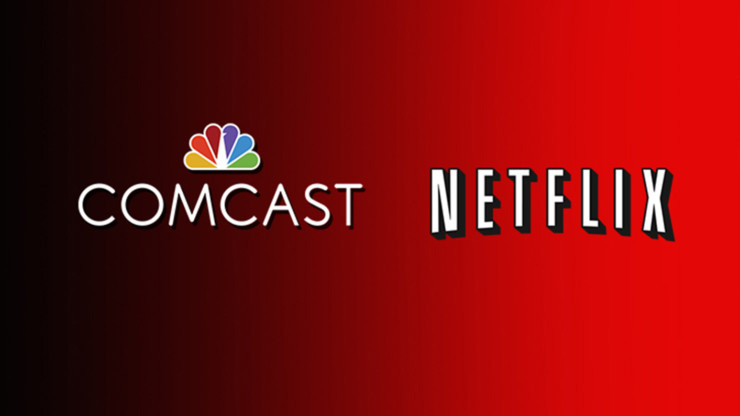 Comcast Netflix Partnership