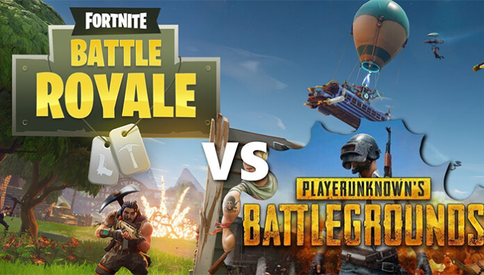 Fortnite Vs Pubg: Fortnite Vs PUBG: The Fight For The Best Battle Royale