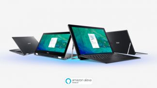 Acer Is Introducing First Laptops With Alexa Built-in