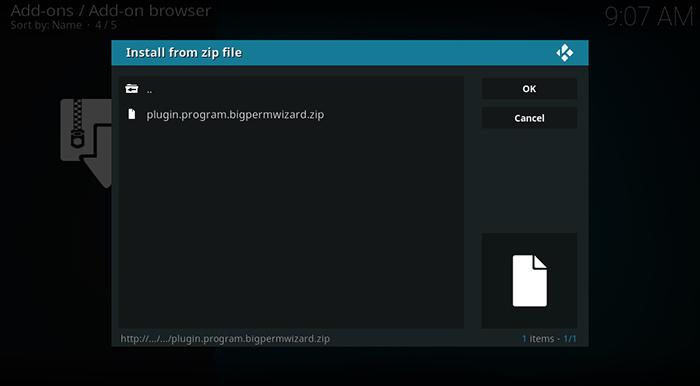 BigPermWizard ZIP File
