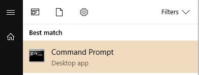 Command Prompt App