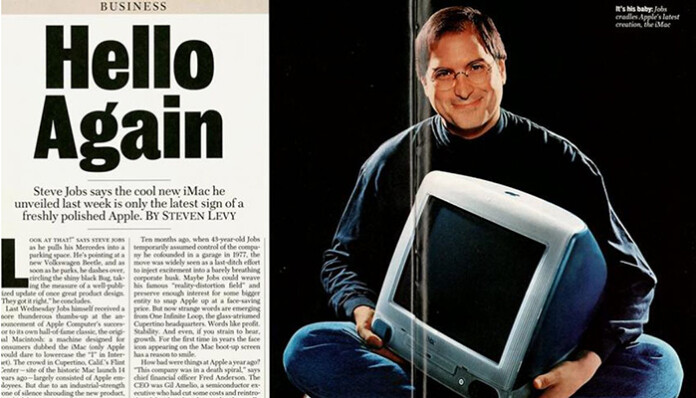 Five Best Tech Articles From Early May Twenty Years Ago