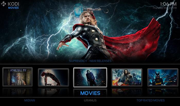 KHAOS Build Movies