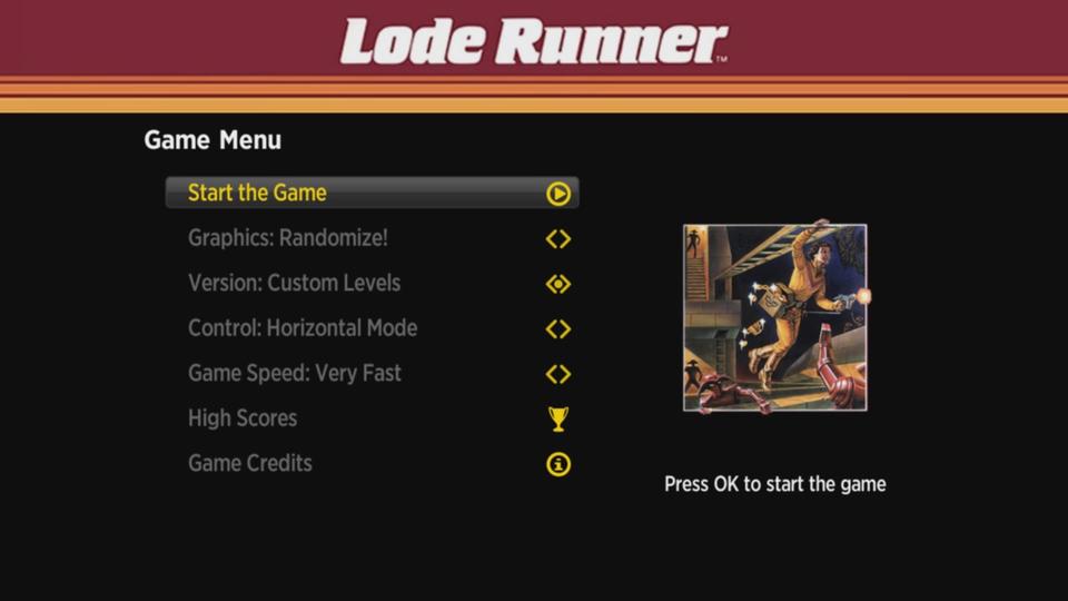 Lode Runner Remake