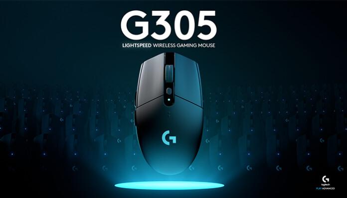 Logitech G305 - Featured
