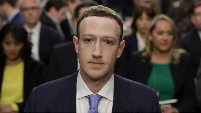 Mark Zuckerberg Testimony