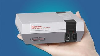 NES Classic Rerelease 2018