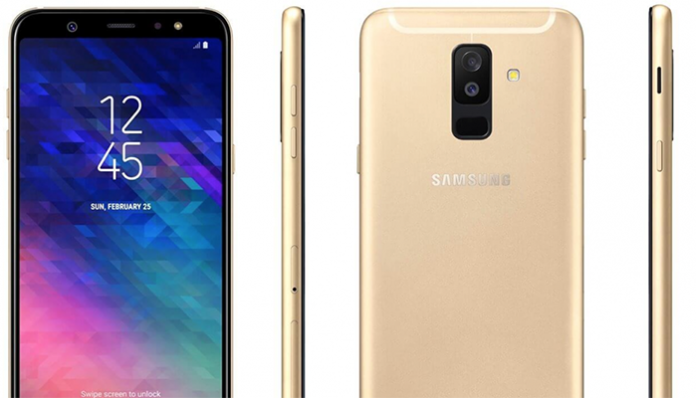 Samsung Is Introducing The Galaxy A6 and A6+ Smartphones In Early May