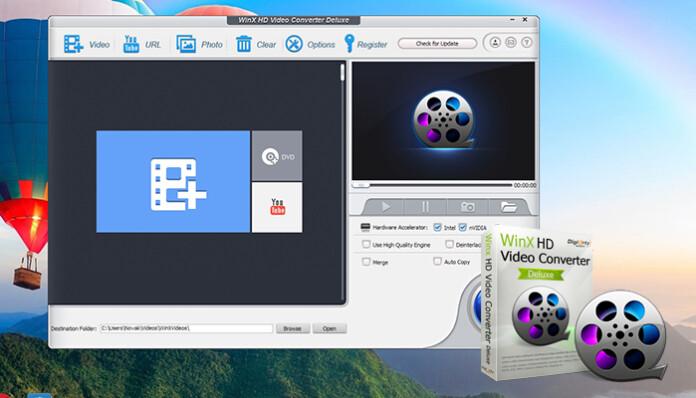 WinX Video Converter - Featured