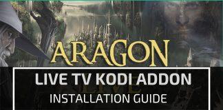 Aargon Live TV Kodi Addon