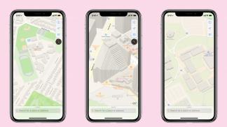 Apple New Maps