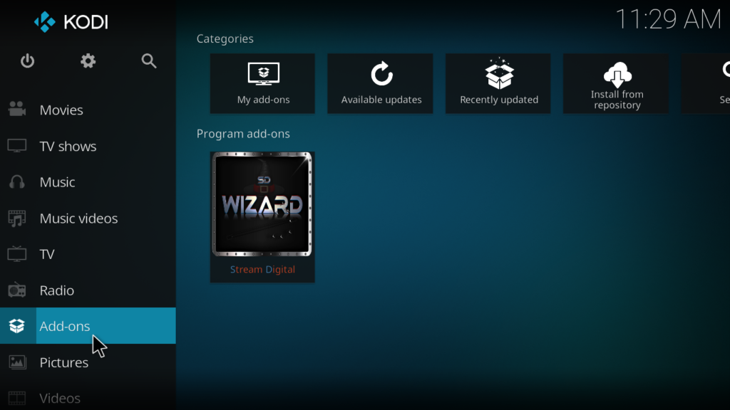 20 Steps to Install BK Nox Kodi Build in 2019 (with Pictures