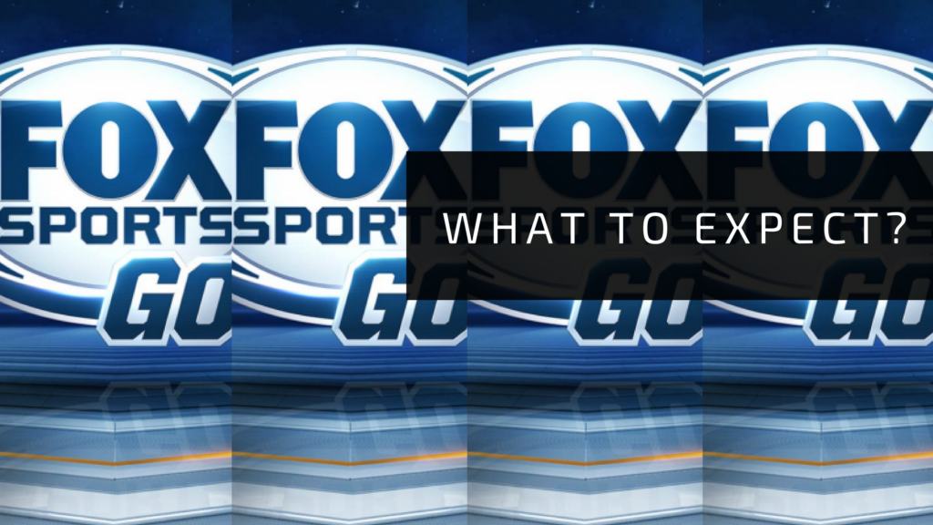 Fox Sports Go Kodi Addon - What to Expect