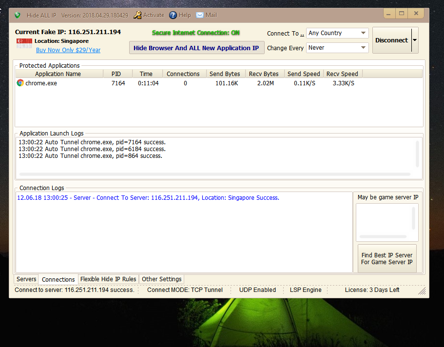 Free Tcp Vpn Server