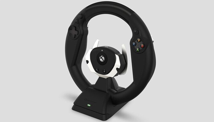 Hyperkin Set To Unveil The Ultimate Wireless Racing Wheel For Xbox One
