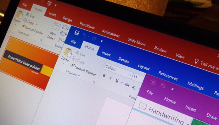 Microsoft Office to Enthrall Users with a Fluent Design Experience