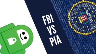 Private Internet Access VS FBI