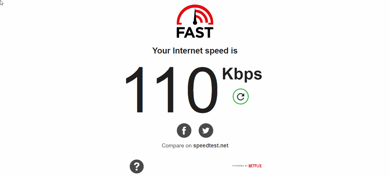PureVPN Speed Test US Server