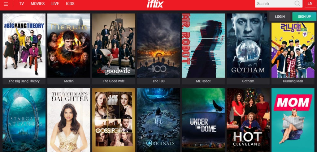 How to watch iflix from anywhere in the world find the latest shows iflix tv shows stopboris Choice Image