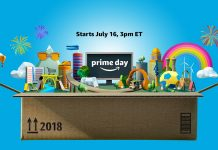 Amazon Prime Day 2018 - Featured Banner