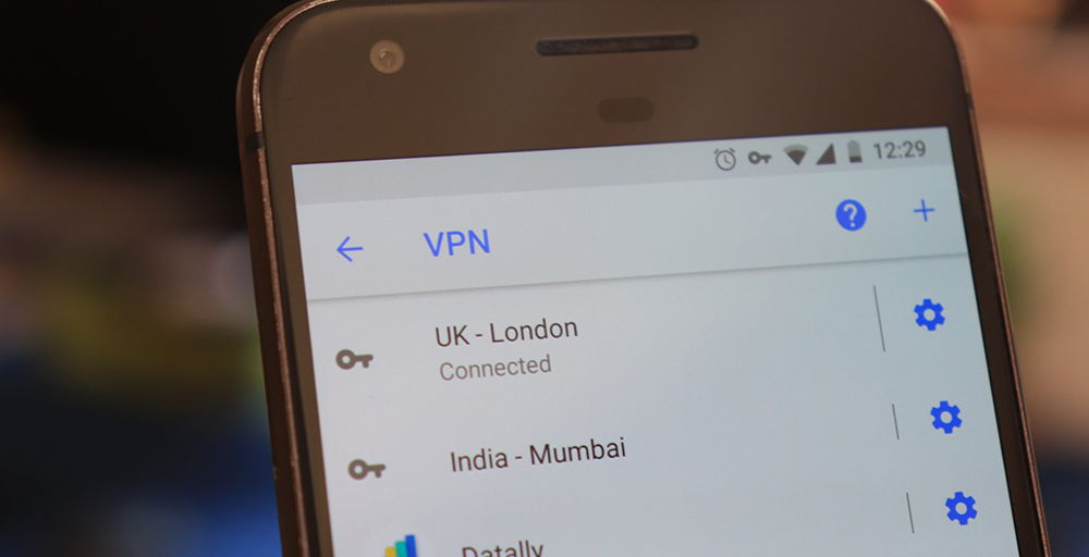 Android-VPN-settings