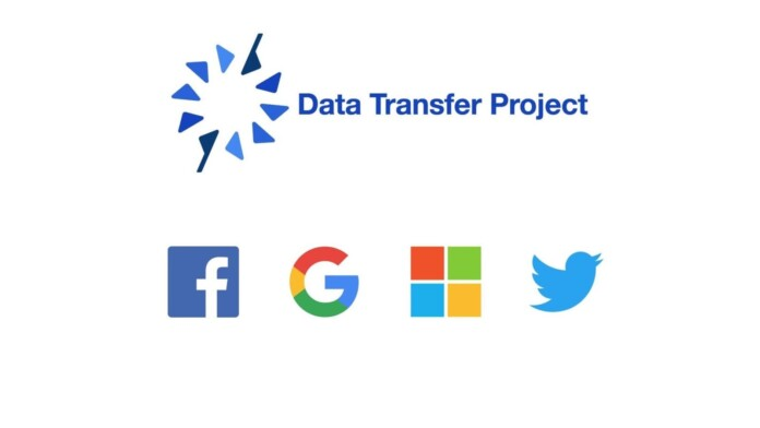 Data Transfer Project Microsoft Google Facebook Twitter