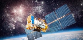 Facebook Internet Satellite