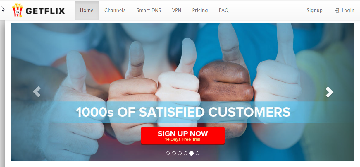 Getflix VPN Review: SmartDNS and VPN Technology - TechNadu