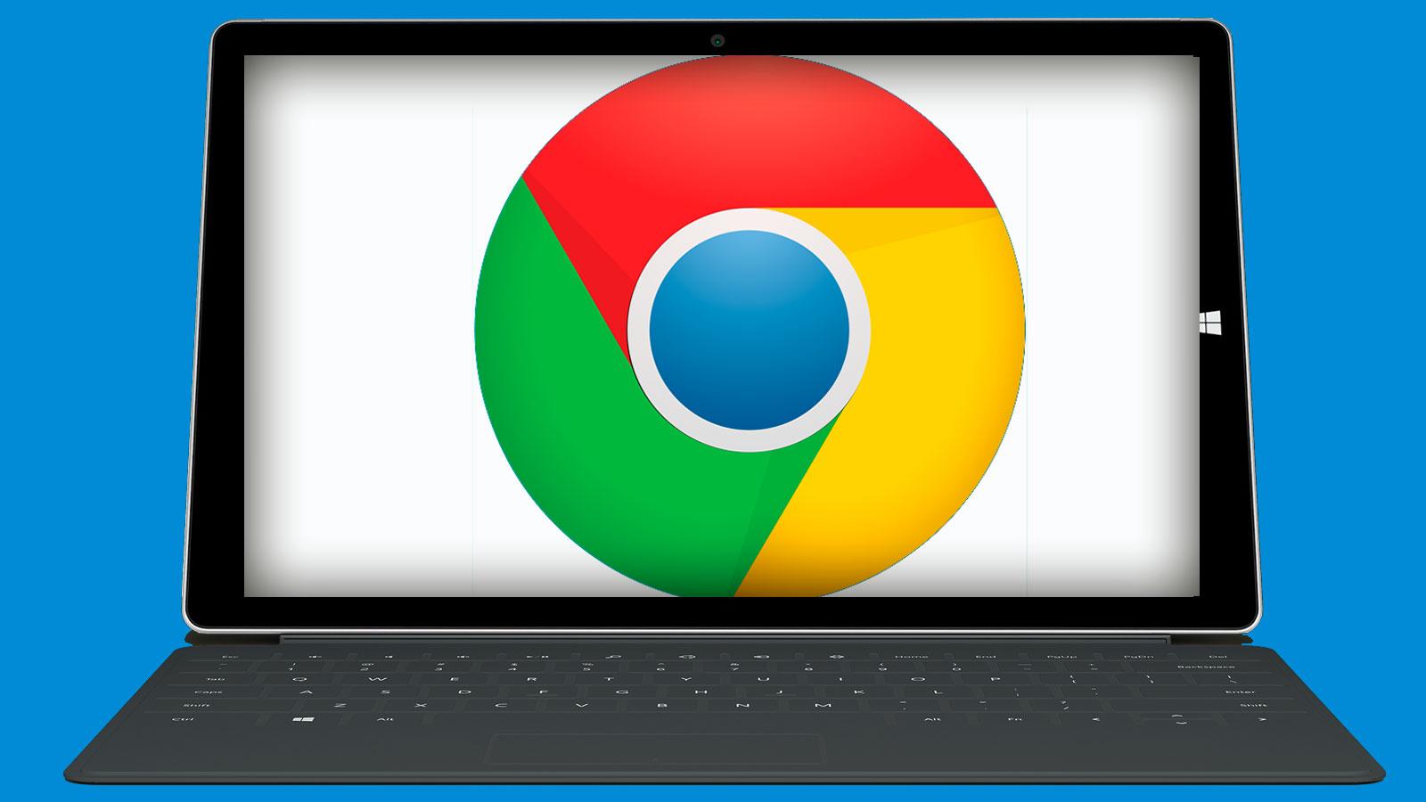 Google Chrome Download Bomb