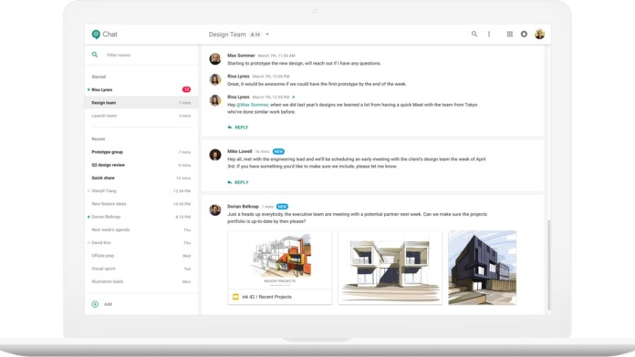Google's Hangouts App for Web Updated With Material Design