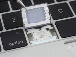 MacBook Pro Keyboard Mechanism