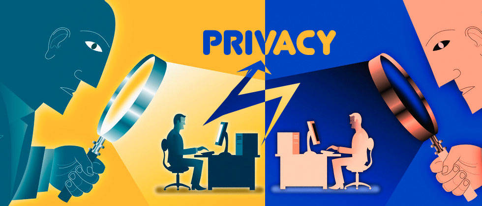 Online Digital Privacy