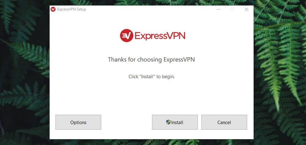 ExpressVPN Setup