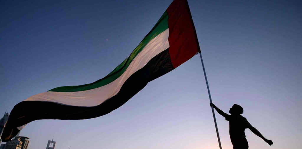 UAE-flag-flying