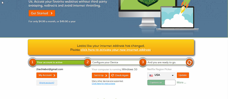 Unblockus VPN Pricing