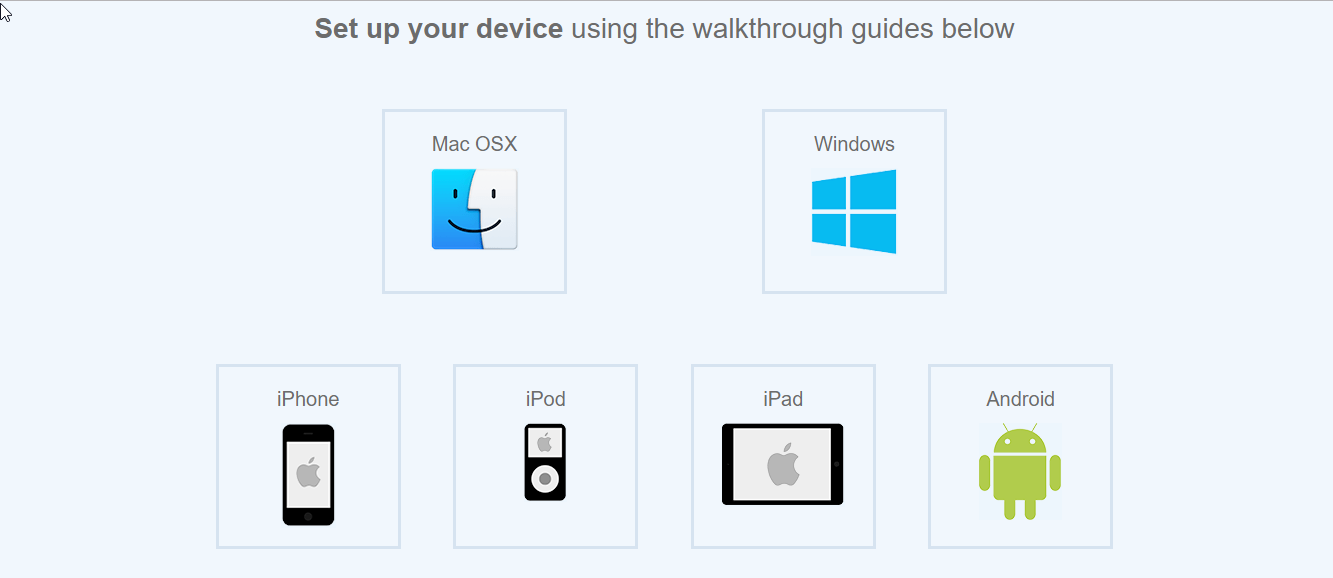 Unblockus VPN Supported Devices