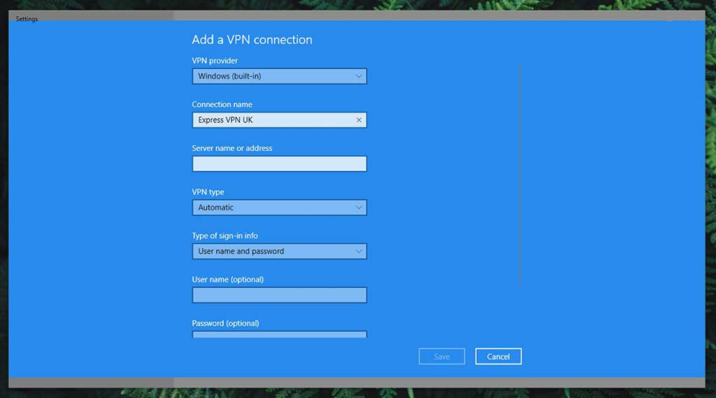 Windows VPN