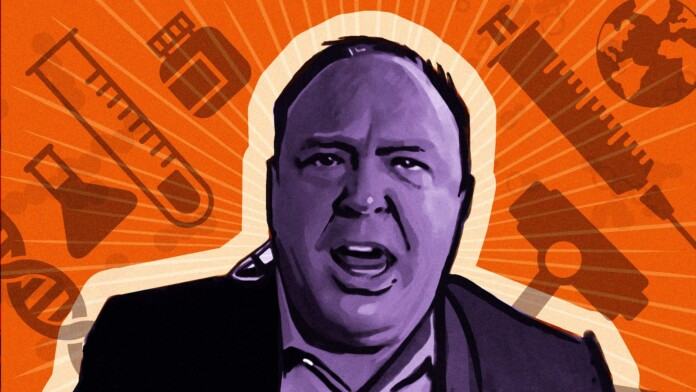 Alex Jones Podcasts Taken Down from Apple iTunes for Hate Speech