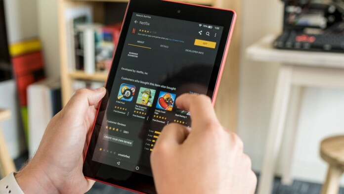 Amazon Kindle Fire HD 8 16 GB Available Is on Sale for $50!