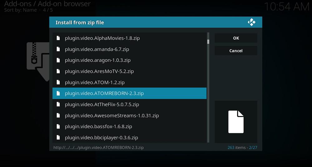 Atom Reborn ZIP File