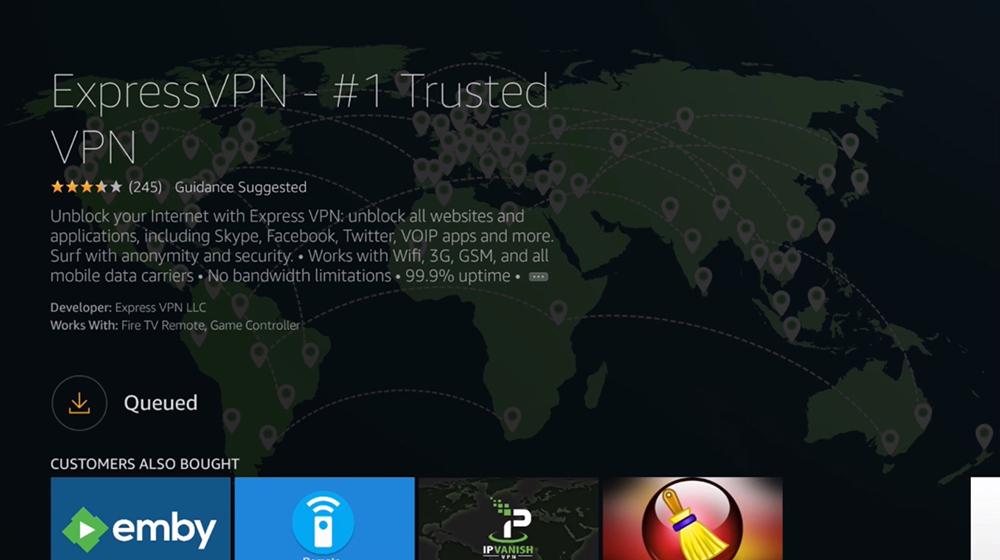 How to Install VPN on FireTV, Fire TV Stick, and Fire TV Cube - TechNadu