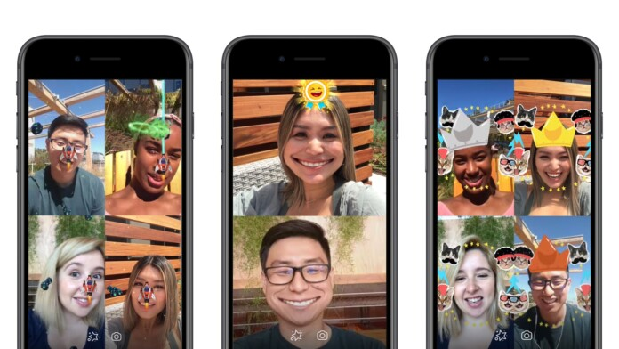 Facebook Messenger Takes on Snapchat With Augmented Reality Games