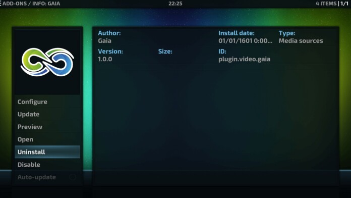 "Kodi Add-On Gaia Raises Security Concerns With New ""Orion"" Feature"